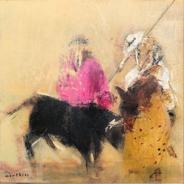 El picador Picando (Last Tauromaquias Collection) by Javier Montesol