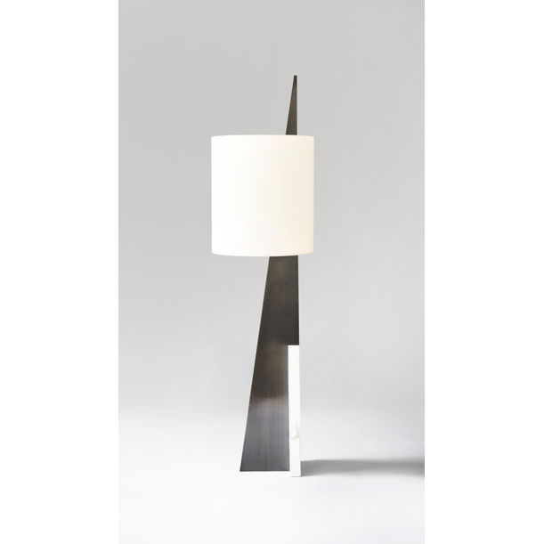 CUT TRIANGLE II – FLOOR LAMP by Square in Circle Studio