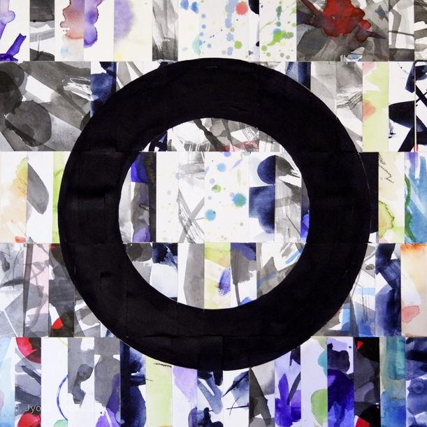 Window - Circle by Jyoti Naoki Eri