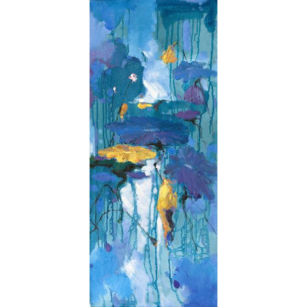 Waterlily 75 by Jingshen you