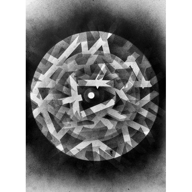 Primordial Geometrics 4 by Sumit Mehndiratta