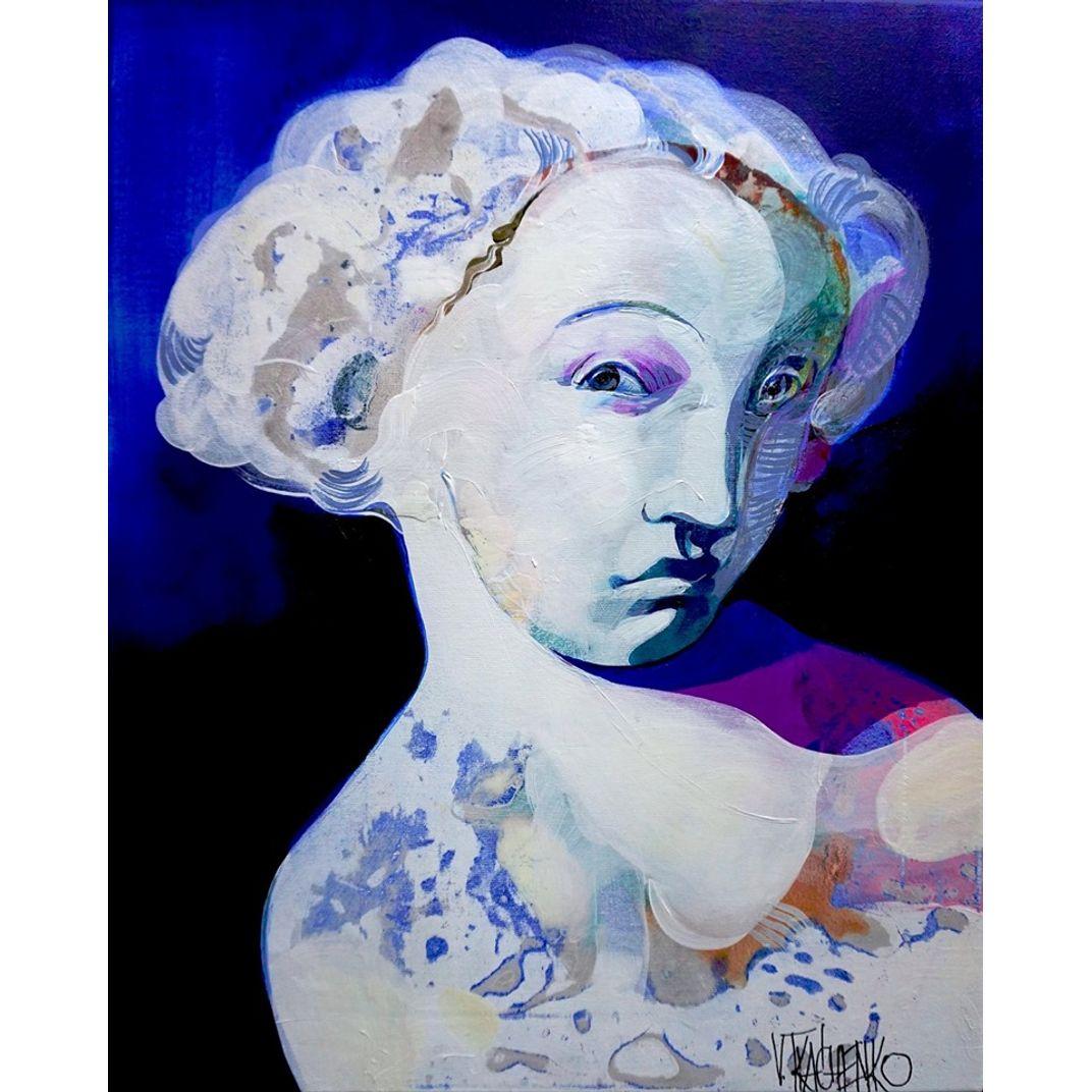 Young Venus by Victor Tkachenko