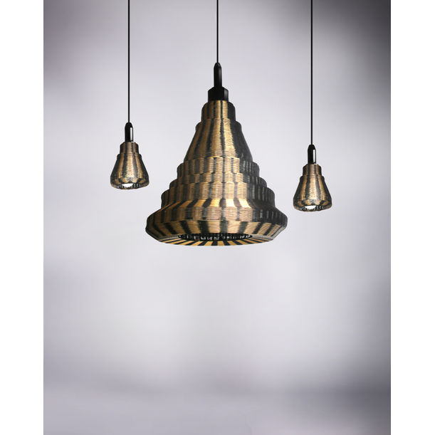 Round Pendant Lighting Set by PATAPiAN