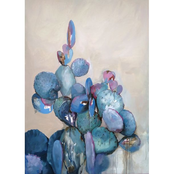 Fairy cactus by Dmytriv Viktoriia