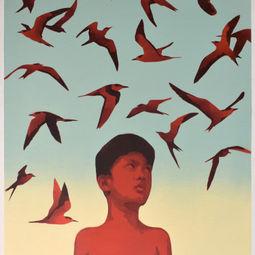Taghoy, Kisaw ug ang Padung nga Gubat (Whistle, Movement and the Upcoming War) by Kidlat