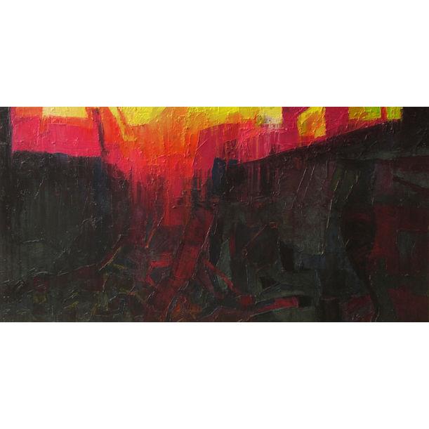 Sunrise and Elements by Abhishek Kumar