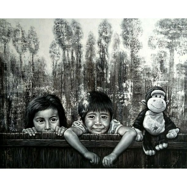 Back to Nature by Sabar Jambul