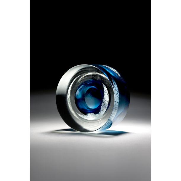 Celestial; blue #4 by Sogon Kim