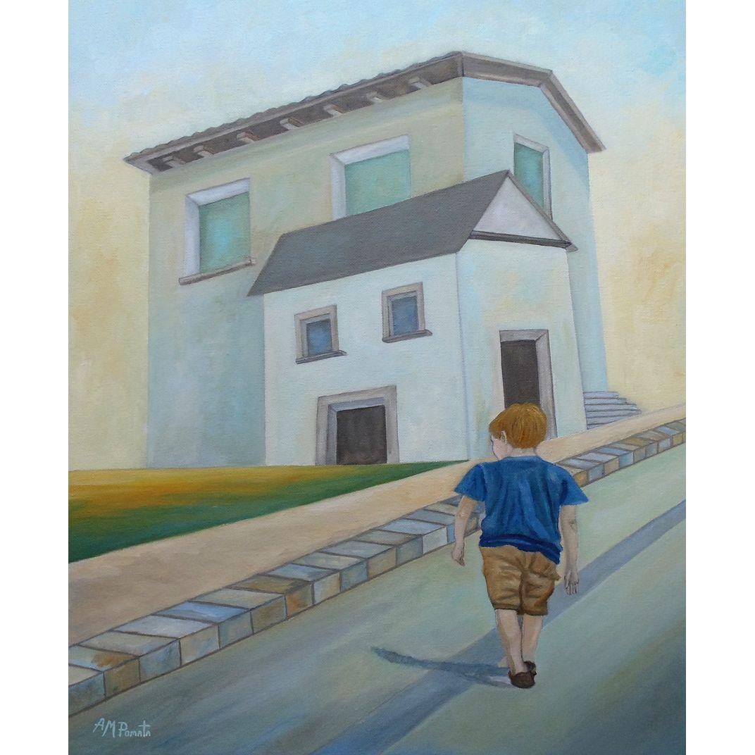 Leap Ahead by Angeles M. Pomata