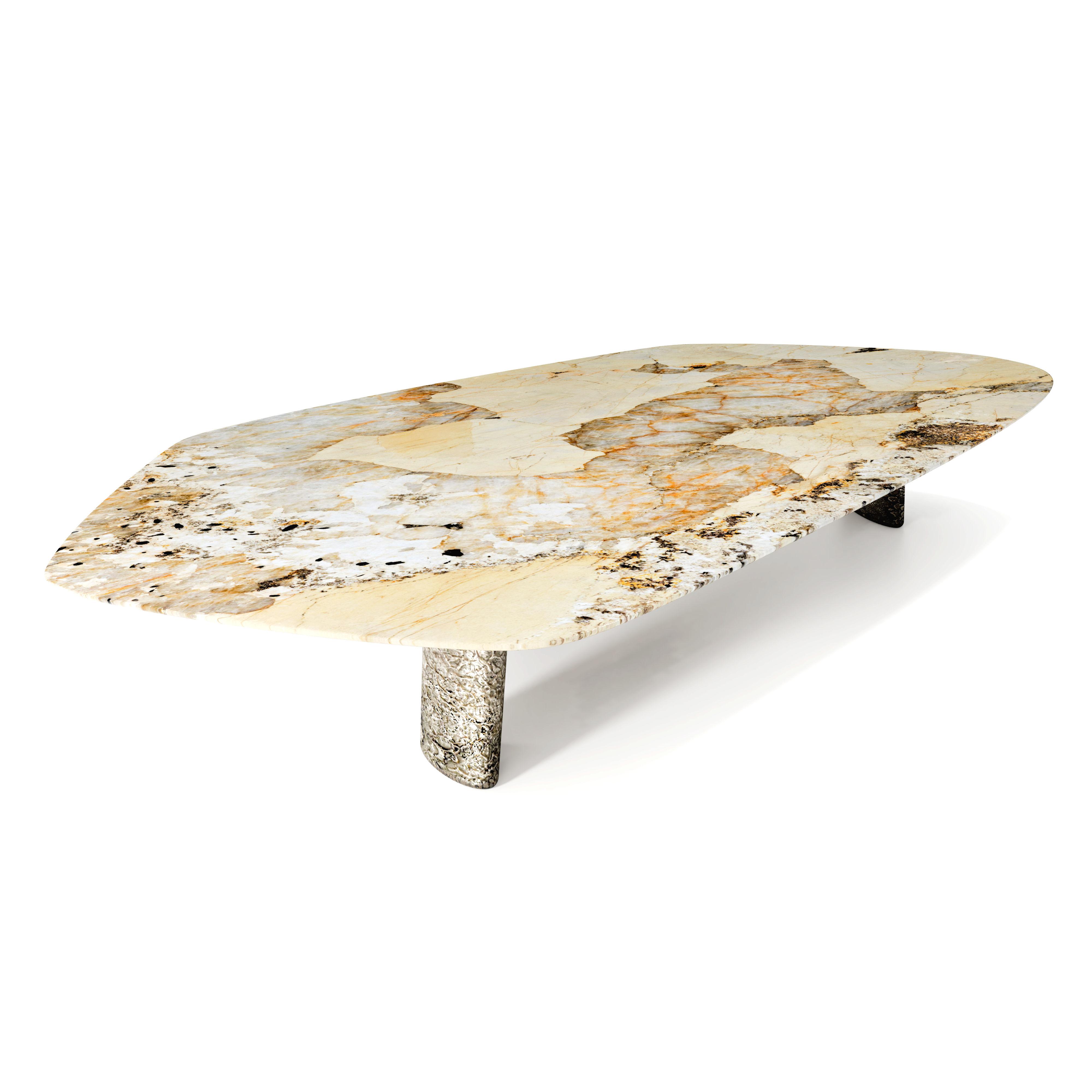 The Elements Modern Center Table By Grzegorz Majka 2020 Visualartwork The Artling