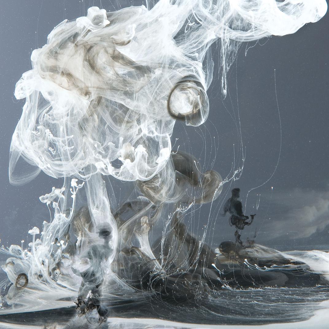 Gaze After by Lu Jun