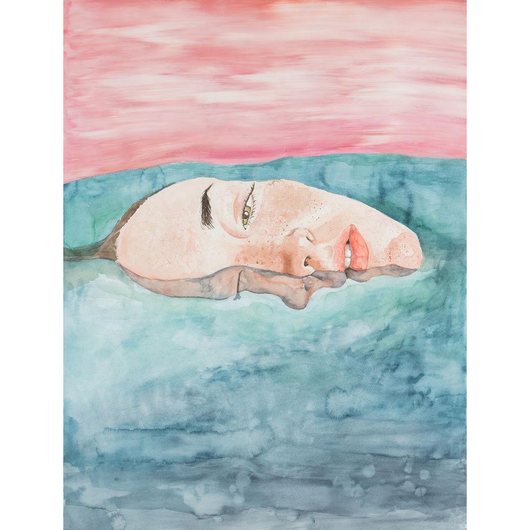 Reflection by Wiktoria Wojciechowska