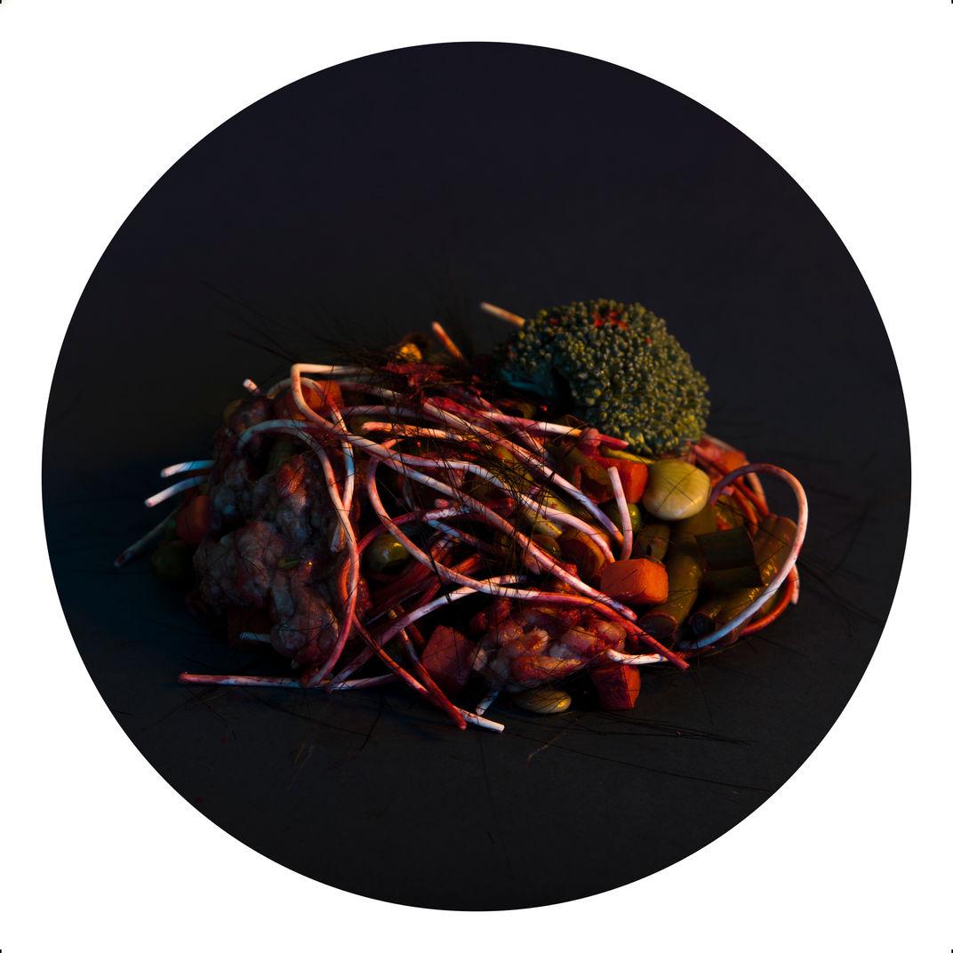 Human Food_3 by Pan Mengmei