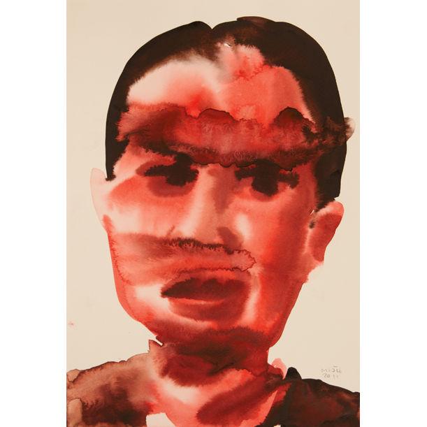 Red face Ead by Tawan Wattuya