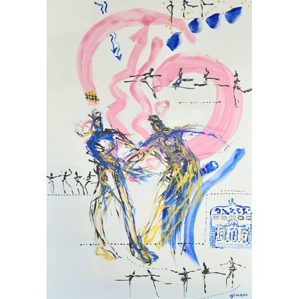 Don Quichotte Comes Back to Wisdom by Joanna Glazer