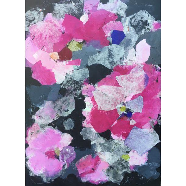 Camellia Bloom by Angela Dierks