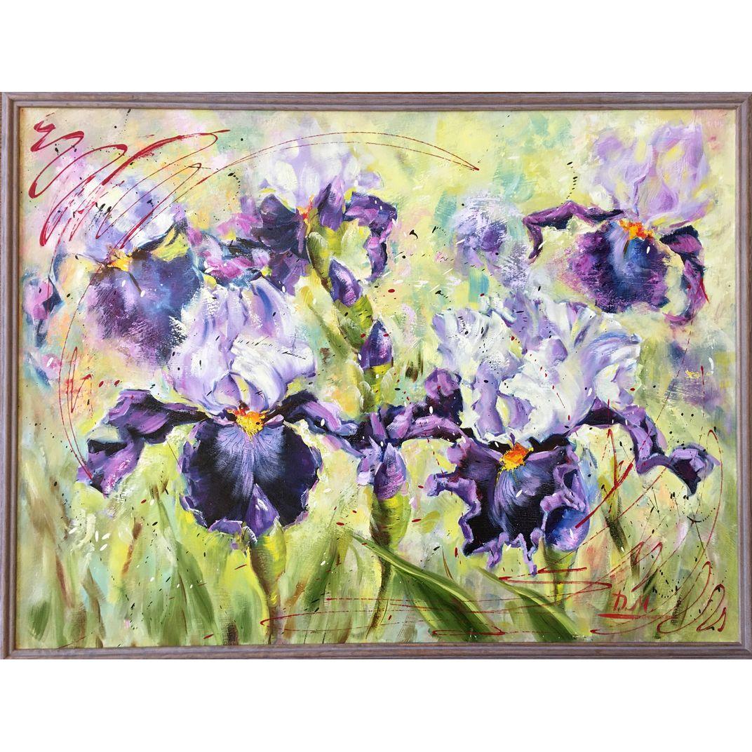 Iris by Diana Malivani