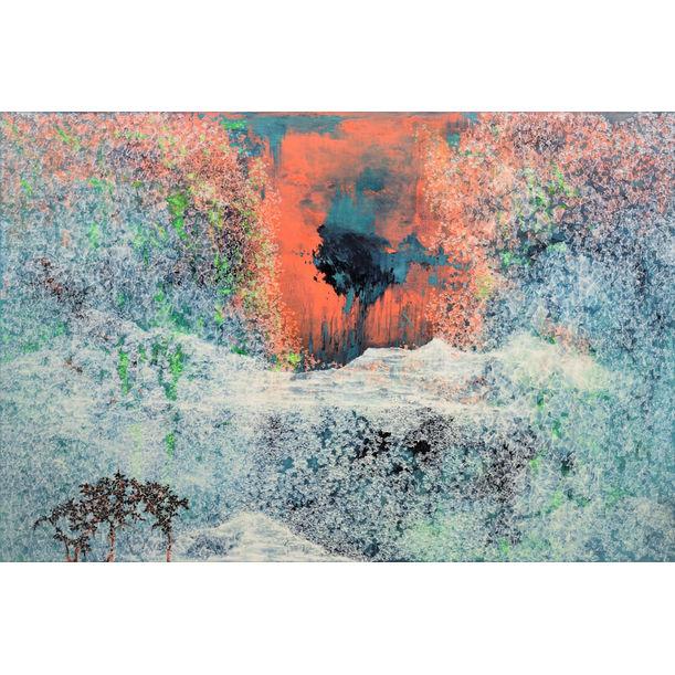 In The Deep Silence by Tsang Chui Mei