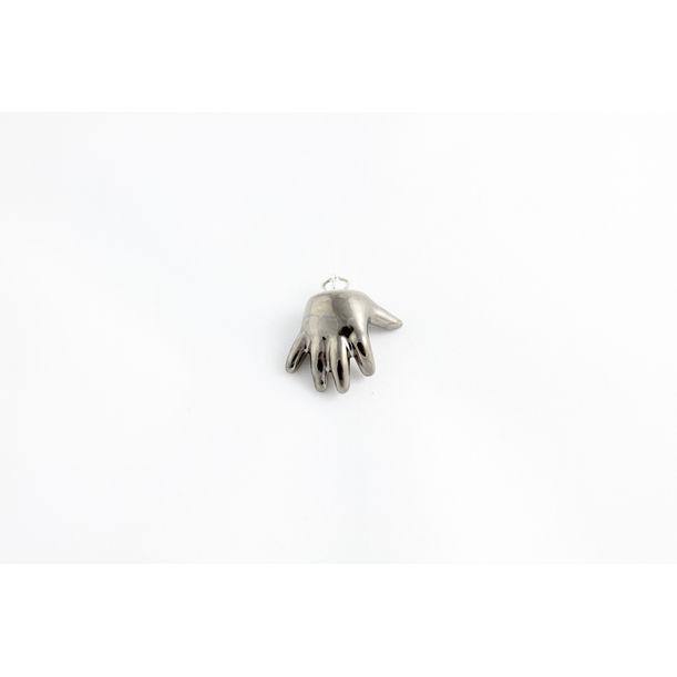 Platinum Baby Hand by Mari JJ Design