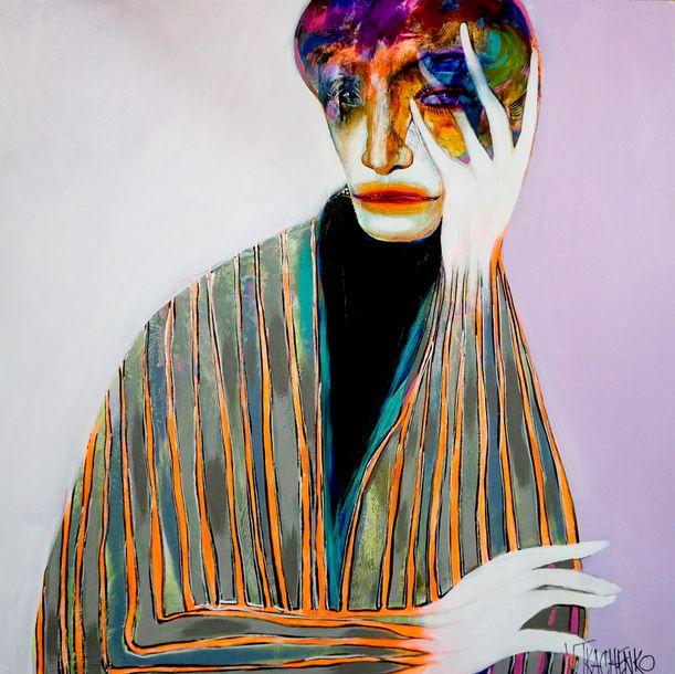 Heavy Head by Victor Tkachenko