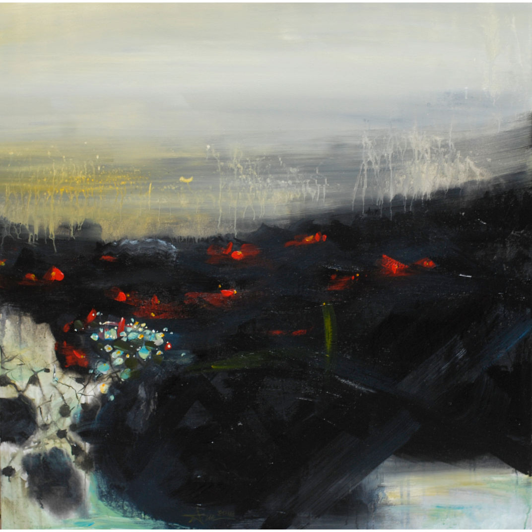 black night by Anh Xuan Nguyen