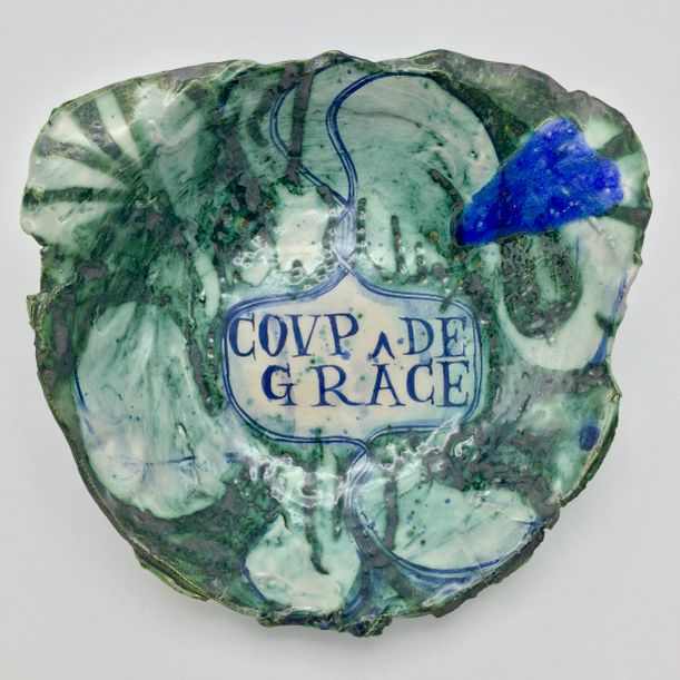COUP DE GRÂCE by Ruan Hoffmann