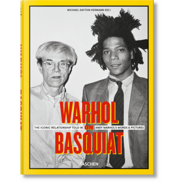 Warhol on Basquiat by Michael Dayton Hermann, The Andy Warhol Foundation for the Visual Arts
