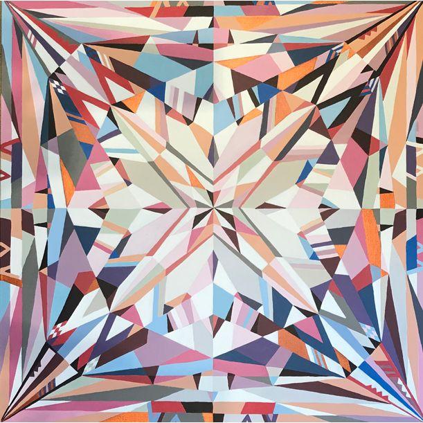 Crystal Roze by Marina Astakhova
