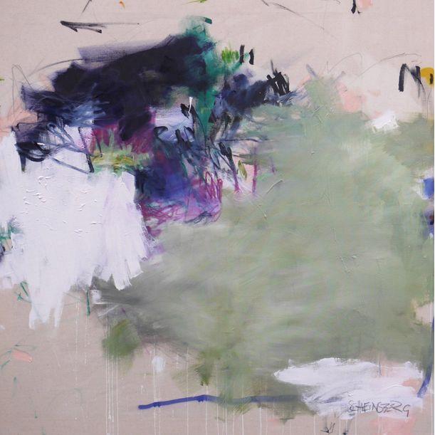 A Breath of Summer IX by Daniela Schweinsberg