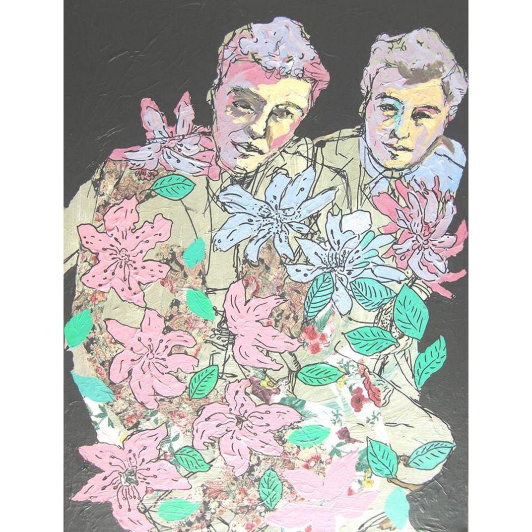 Alberto & Diego Giacometti by Joanna Glazer