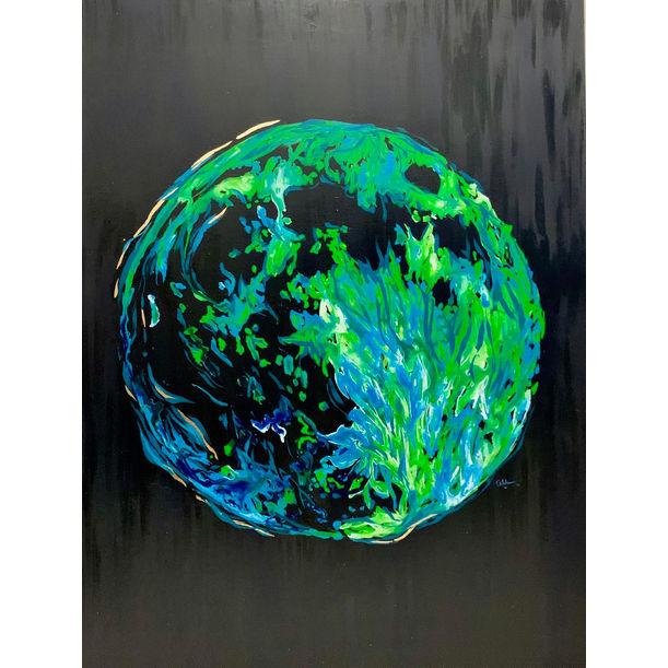 my moon, my man by Talitha Maranila