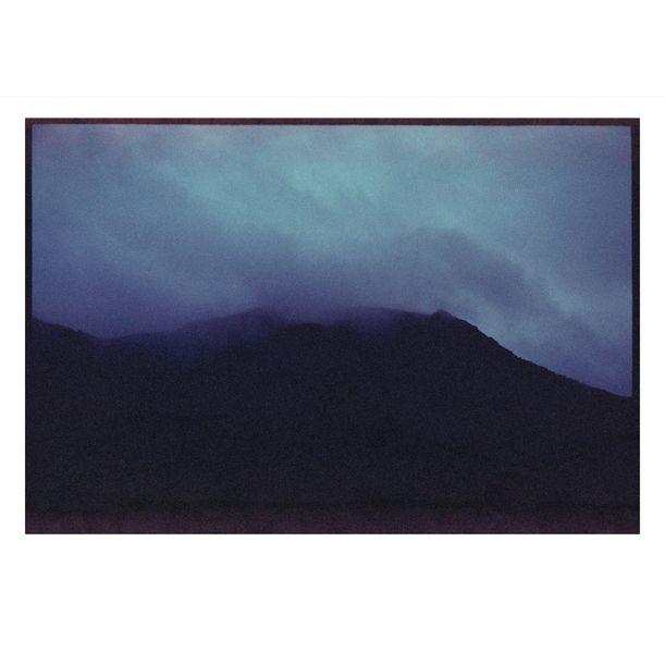 Grampians Mountain Cloud #1 by Damian Seagar