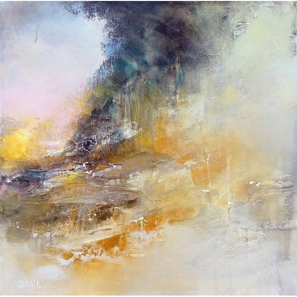 Lumière d'automne by Marianne Quinzin