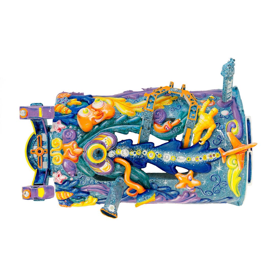 Bubblejet by Kenny Scharf