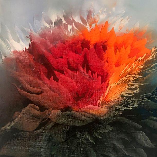 The Flower by Ludmila Budanov