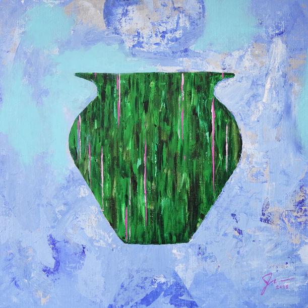 Vessel by Jyoti Naoki Eri