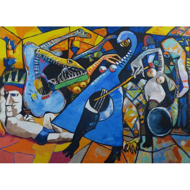 King of jazz by Ta Thimkaeo