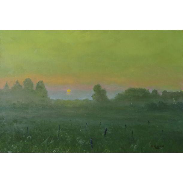 Nightingale's trill by Igor Sokolov