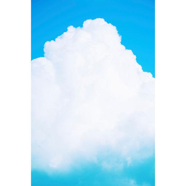 Blue Clouds III by Tal Paz-Fridman