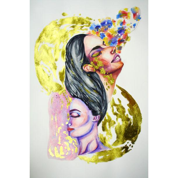 Golden Dreams by Marika Callangan