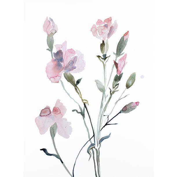 Floral No. 8 by Elizabeth Becker