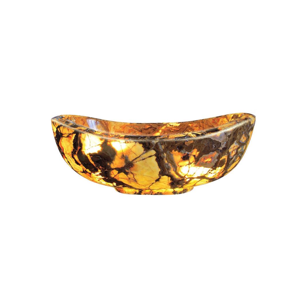 Onyx Bath Tub by MM Galleri