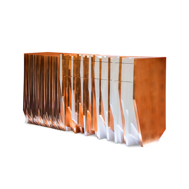 Utopia Console Table by DRAMA
