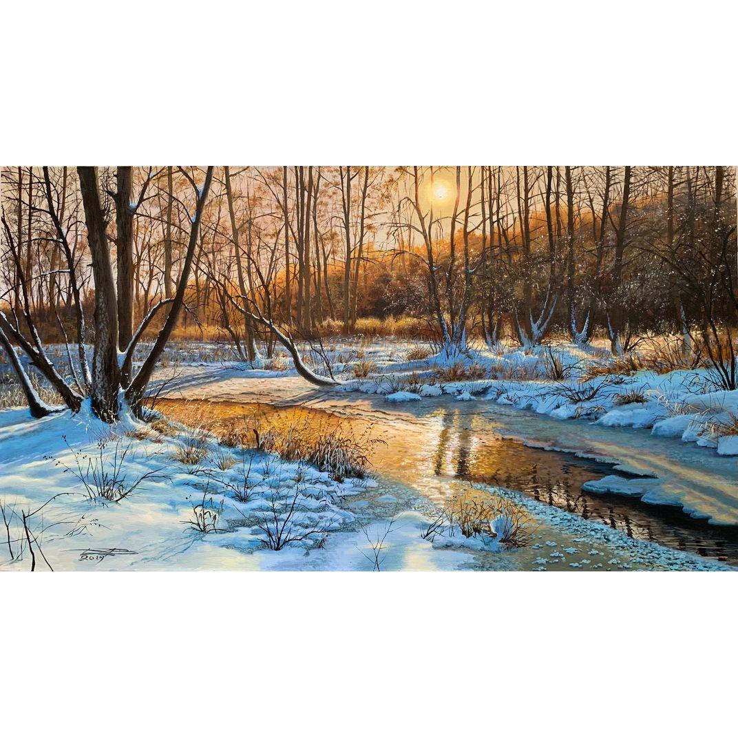 Winter by Igor Dubovoy