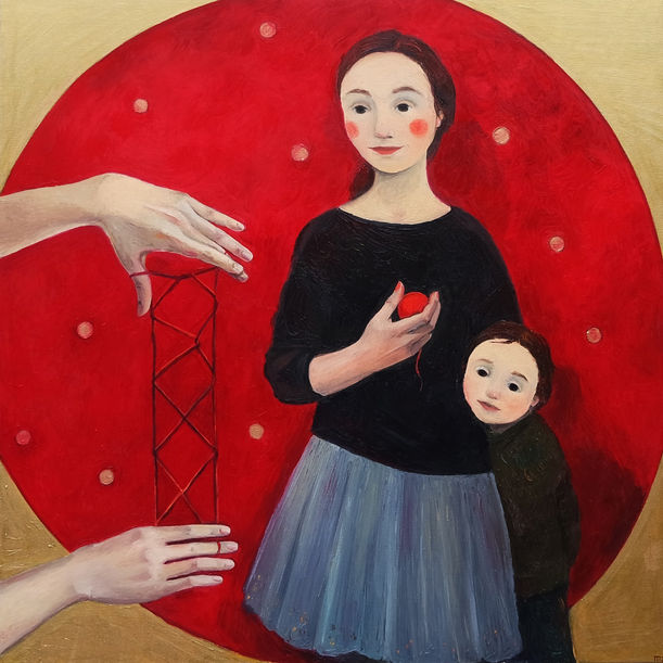 Kunststück by Galya Popova