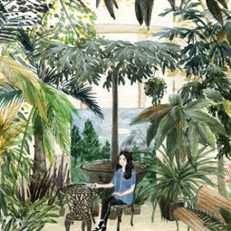 Indoor green series _ greenhouse by UD Misi
