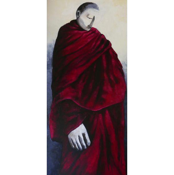Monk by Ta Thimkaeo