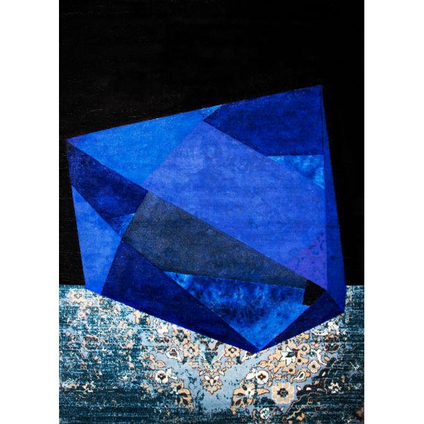 Blue Diamond by Qinza Najm