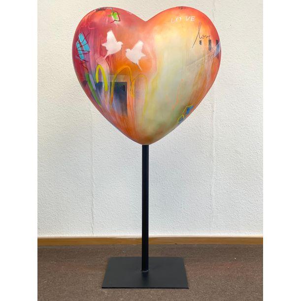 Love I by Bea Garding Schubert