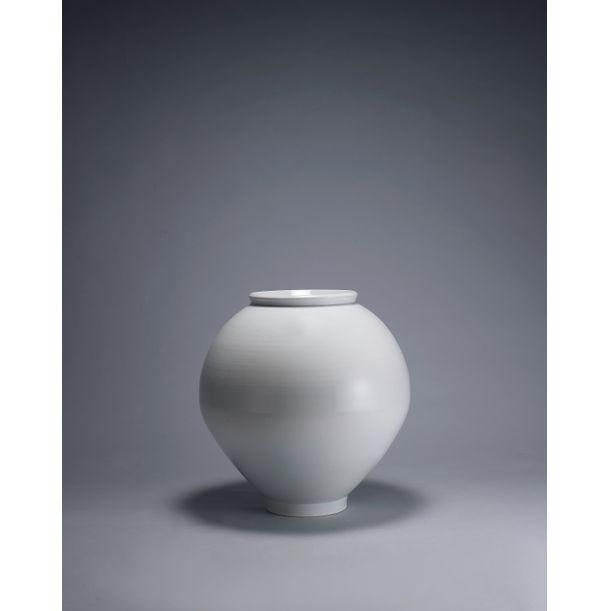 Moon Jar by Yikyung Kim